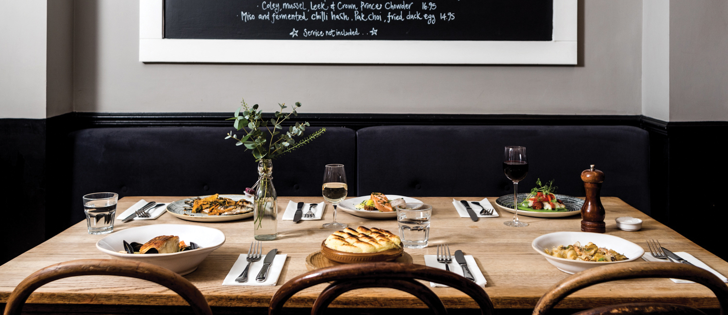 Samphire | Family Run Bistro In The Heart Of Whitstable